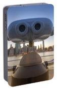 Wall E Portable Battery Charger