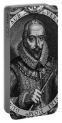 Walter Raleigh, English Courtier Portable Battery Charger