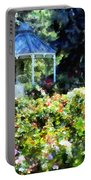 War Memorial Rose Garden 1  Portable Battery Charger