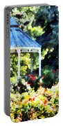 War Memorial Rose Garden 2  Portable Battery Charger
