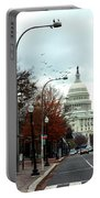 Washington View Portable Battery Charger