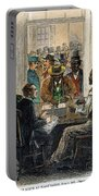 Washington: Voting, 1867 Portable Battery Charger