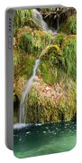Water Cascade Portable Battery Charger