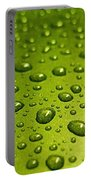 Green Card. Macro Photography Series Portable Battery Charger