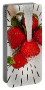 Water For Strawberries Portable Battery Charger