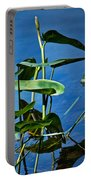 Water Lilies No.098 Portable Battery Charger
