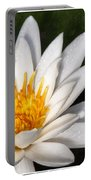 Water Lilly Portable Battery Charger