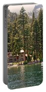 Water Play At Emerald Bay Portable Battery Charger