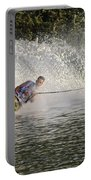 Water Skiing 14 Portable Battery Charger