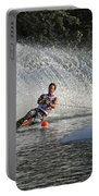 Water Skiing 8 Portable Battery Charger