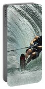 Water Skiing Magic Of Water 10 Portable Battery Charger