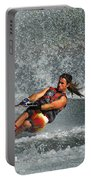 Water Skiing Magic Of Water 15 Portable Battery Charger