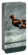 Water Skiing Magic Of Water 2 Portable Battery Charger