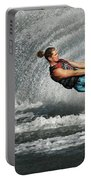 Water Skiing Magic Of Water 23 Portable Battery Charger