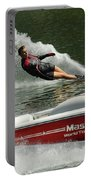 Water Skiing Magic Of Water 26 Portable Battery Charger