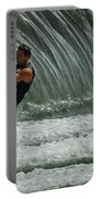 Water Skiing Magic Of Water 3 Portable Battery Charger