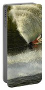 Water Skiing Magic Of Water 33 Portable Battery Charger