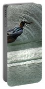 Water Skiing Magic Of Water 9 Portable Battery Charger