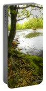 Watercolours 128 Portable Battery Charger