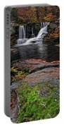 Waterfall Childs State Park Portable Battery Charger