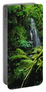 Waterfall, Sloughan Glen, Co Tyrone Portable Battery Charger