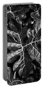 Watermelon Leaves Portable Battery Charger