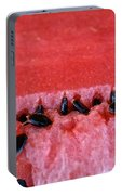 Watermelon Seeds Portable Battery Charger