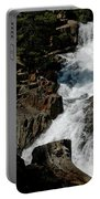 Waters Flow Glen Alpine Falls Portable Battery Charger