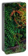 Watershed Park Foliage Portable Battery Charger