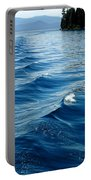 Waves On Tahoe Portable Battery Charger