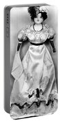 Wax Doll, C1820 Portable Battery Charger