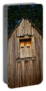 Weathered Structure Portable Battery Charger