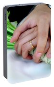 Wedding Rings Portable Battery Charger