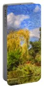 Weeping Willows Portable Battery Charger