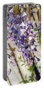 Weeping Wisteria Portable Battery Charger
