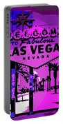 Welcome To Vegas No.2 Portable Battery Charger