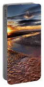 Welsh Sunset Portable Battery Charger