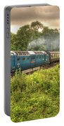 West Somerset Deltic Portable Battery Charger