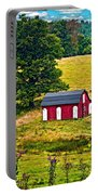 West Virginia 2 Paint Portable Battery Charger