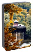 West Virginia Morn Portable Battery Charger