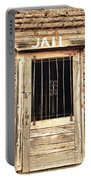 Western Jail House Door Portable Battery Charger