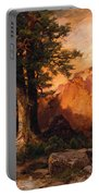 Western Sunset Portable Battery Charger
