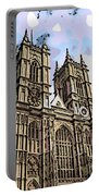 Westminster Abbey Portable Battery Charger