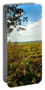 Weston Bend Fall Colors Portable Battery Charger