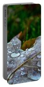 Wet Leaf Portable Battery Charger