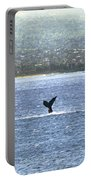 Whale Tail II Portable Battery Charger