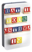 What Is Your Asthma Iq Portable Battery Charger