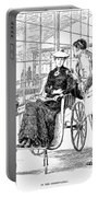 Wheelchair, 1886 Portable Battery Charger