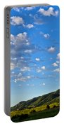 When Clouds Meet Mountains 2 Portable Battery Charger