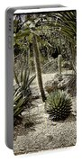 Where The Cacti Grow Portable Battery Charger